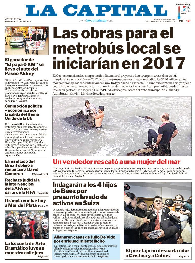 leer diario la nueva provincia: