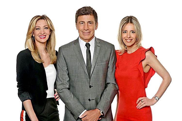 Nicolás Repetto regresa a la televisión, pero ahora será presentador de noticias