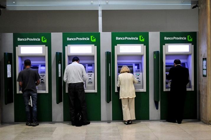 Paro bancario en la provincia de Buenos Aires