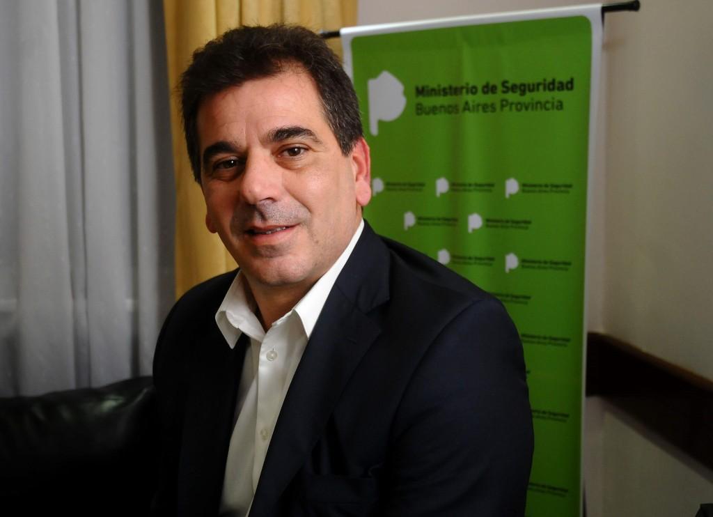 Ritondo inauguró un nuevo sistema de verificación automotor en Mar de Plata