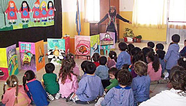 Se celebra hoy el d a de los jardines de infantes y de la for Leccion jardin infantes 2016