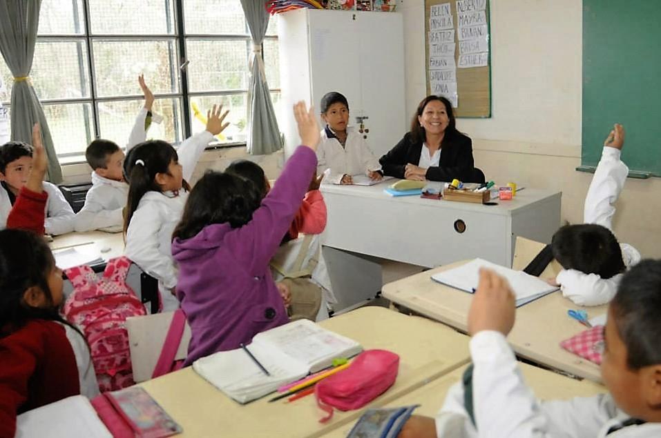 El ministerio de educaci n nacional lanza hoy en mar del for Ministerio del interior educacion
