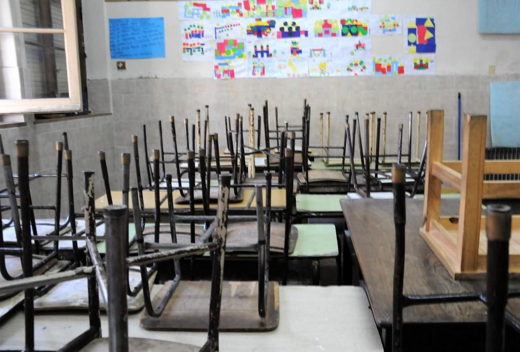 El Gobierno Bonaerense Descontara Los Dias De Paro A Los Docentes