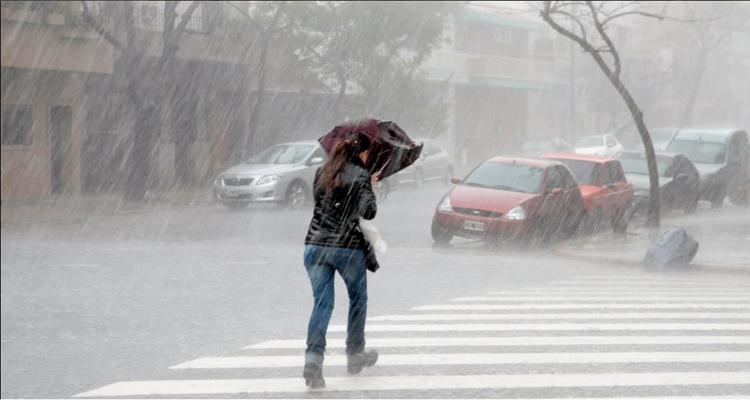 Continúa el alerta por vientos fuertes para Córdoba