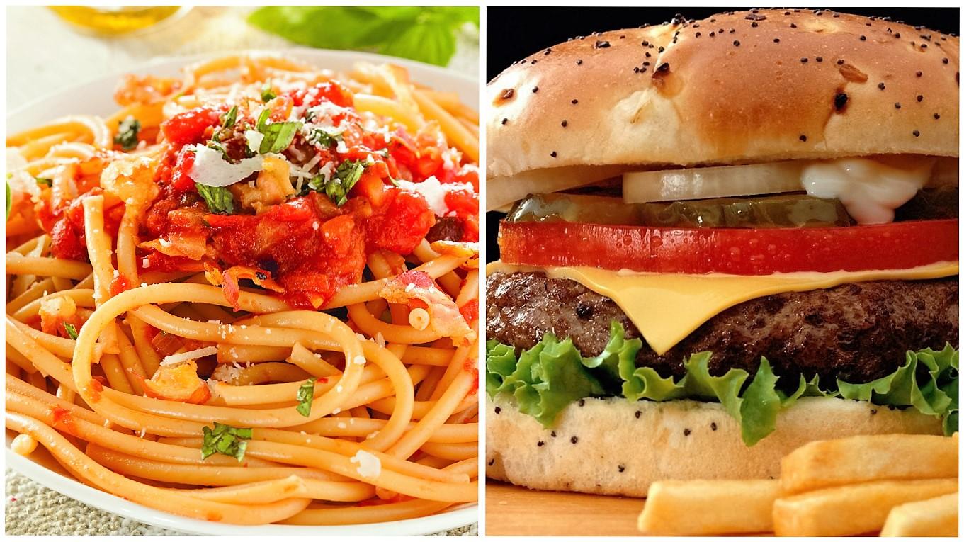 Comida casera vs fast food nos enferm bamos menos con for Cocina casera de la abuela