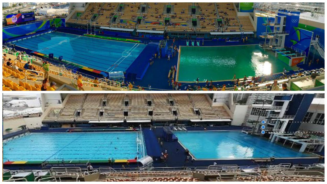 Agua verde diario la capital de mar del plata - Agua de piscina verde ...