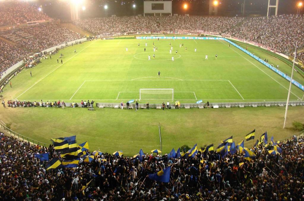 El estadio José María Minella
