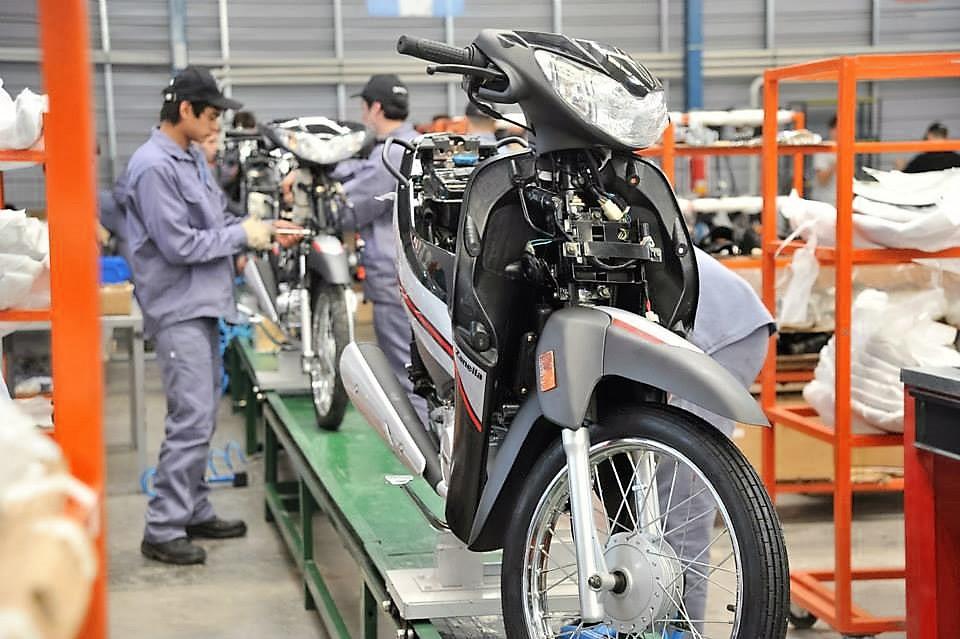 Alerta por la suspensión de 75 trabajadores en una empresa de ensamblado de motos