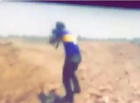 Lucha contra el Isis vestido con la camiseta de Boca « Diario La ...