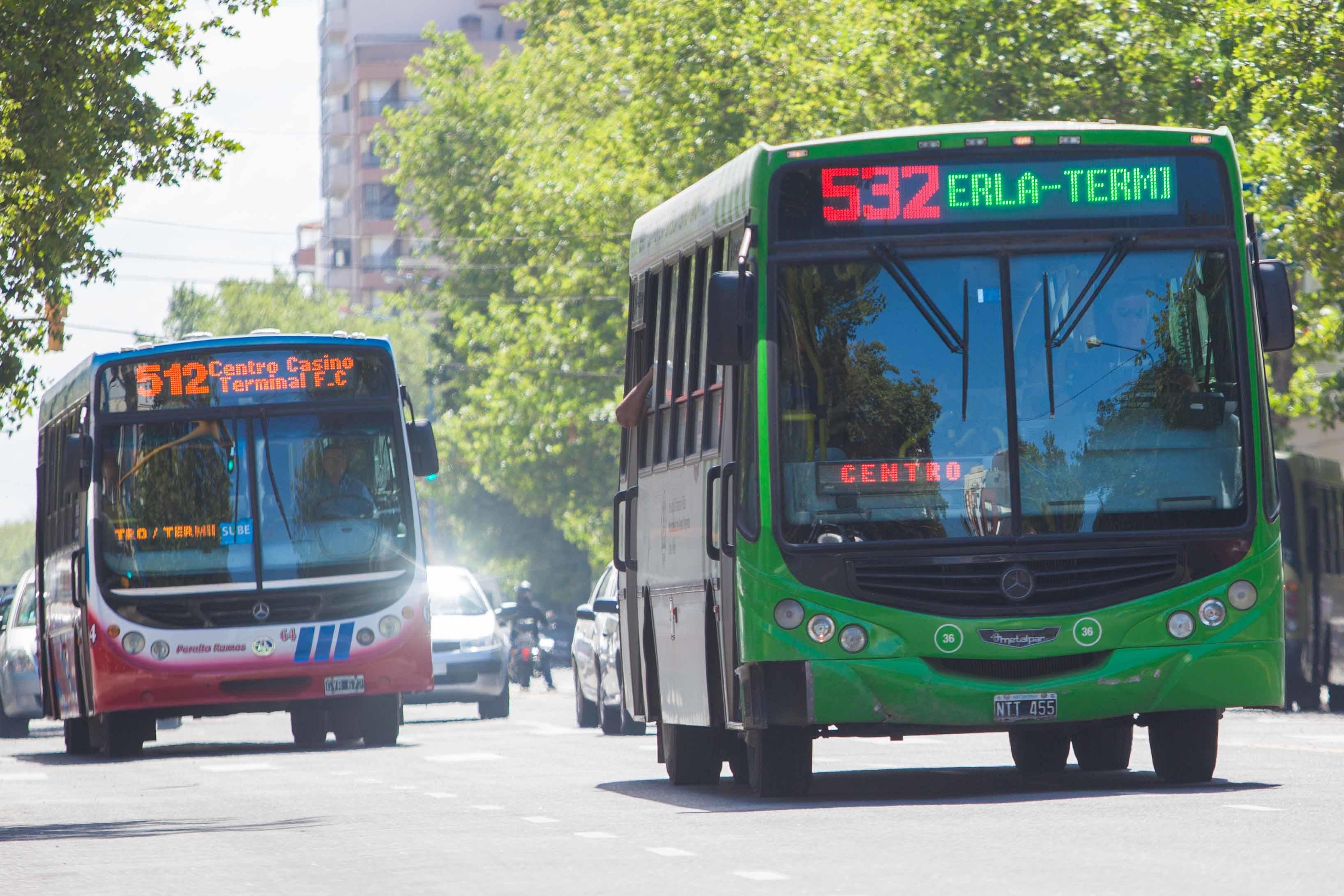 Inspeccionaron unidades de transporte y confeccionaron más de 360 ...